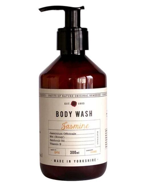 Fikkerts fruit of nature jasmine body wash