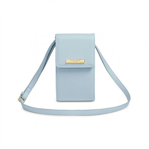 Katie loxton taylor crossbody bag in pale blue