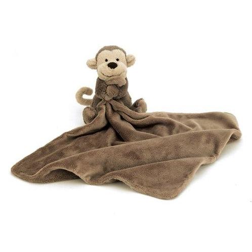Jellycat Bashful Monkey Soothers