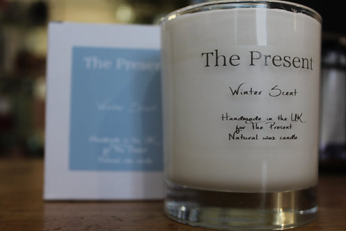 The Present Winter Scent Scented Candle