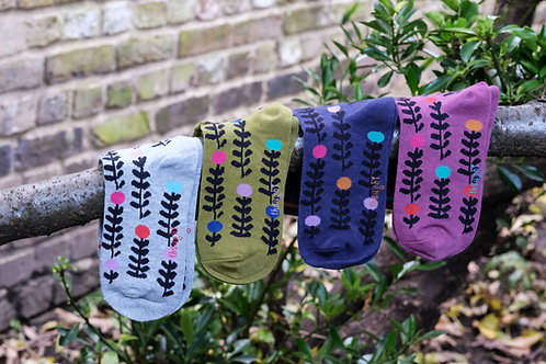 Thought Bamboo Keira Socks (mixed colours)