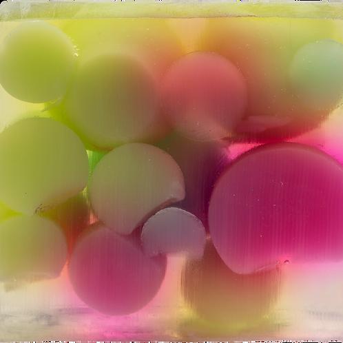 Bomb cosmetics bubble up soap slice