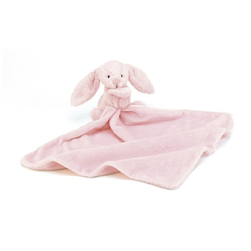 Jellycat Bashful pink Bunny Soothers