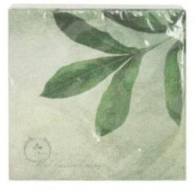 Gisela Graham 20 Leaf Design Napkins