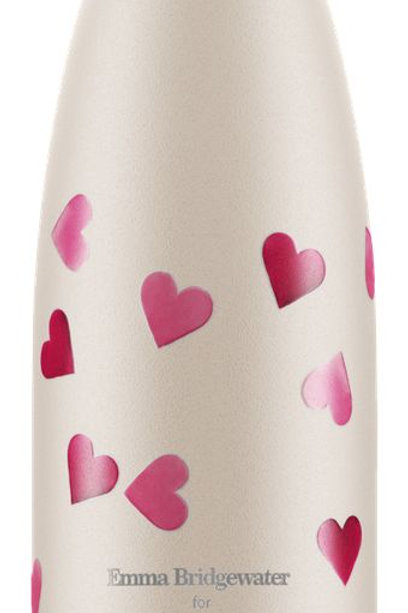 Chilly's 'hearts' bottle 500ml