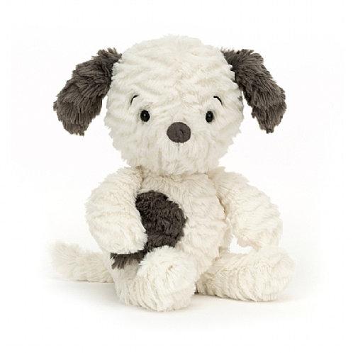 Jellycat squishu puppy cuddly toy