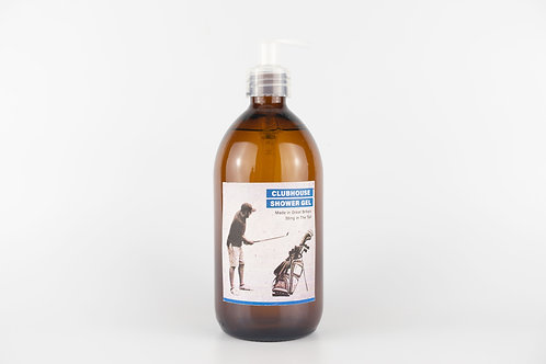 Sting in the tail Clubhouse shower gel 500ml