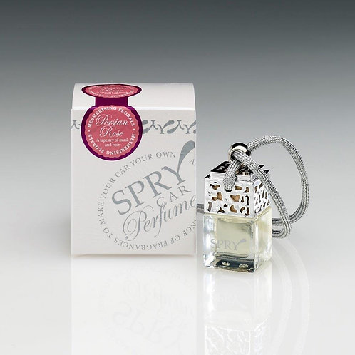 Spry car perfume hanging bottle (8 scents)