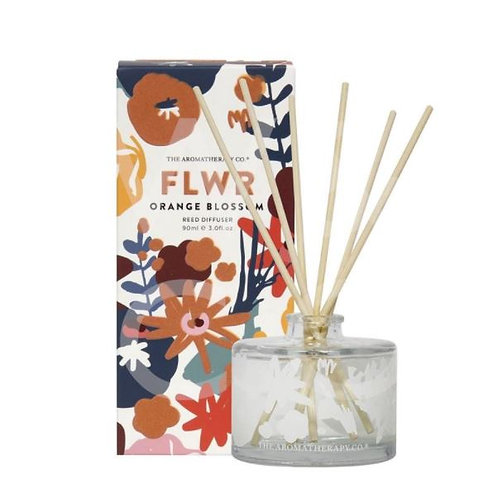 The aromatherapy co. FLWR orange blossom diffuser 90ml