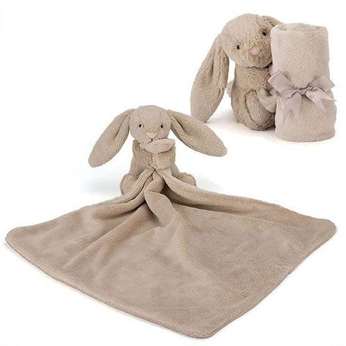 Jellycat Bashful Beige Bunny Soothers