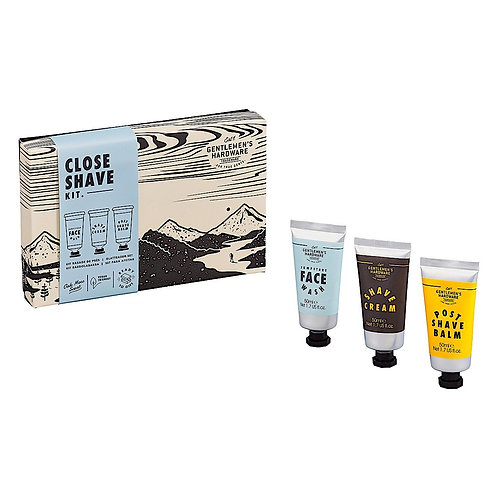 Gentleman's Hardware 'Close Shave ' kit