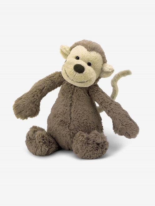 Jellycat Bashful Small Monkey cuddly toy