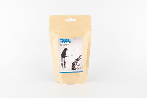 Sting in the tail Relaxing Bath salt Golf (300g)