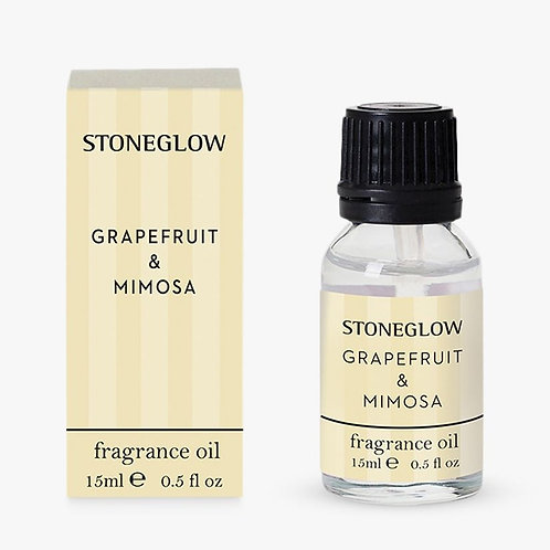 Stoneglow Modern Classics Grapefruit and Mimosa Diffuser Oil