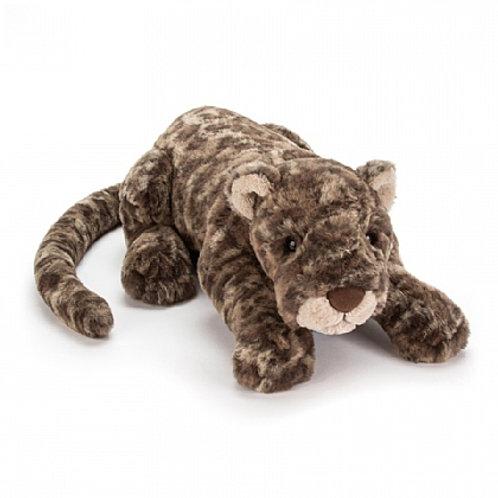 Jellycat lexi leopard cuddly toy