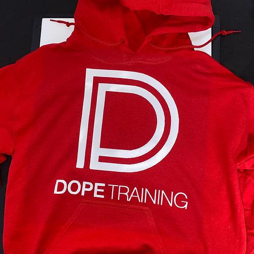 DOPE Training Holiday Hoodie