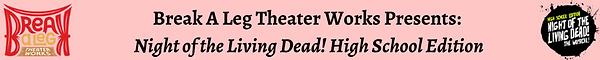 Night of the Living Dead_ High School Ed