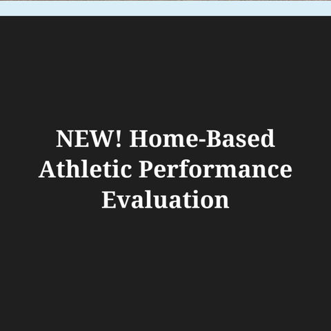New Remote Athletic Performance Evaluation Program