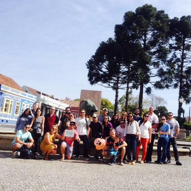Curitiba Free Walking no Cavalo Babão