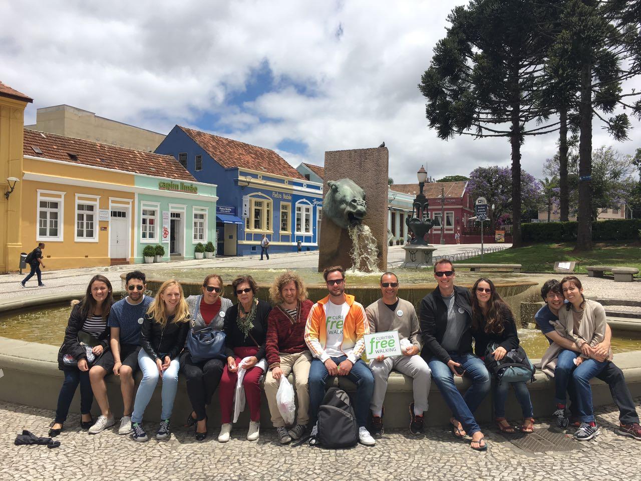 Tour Curitiba Free Walking