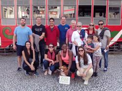 Curitiba Free Walking no Bondinho da XV