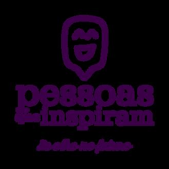 Logotipo Pessoas que Inspiram Vertical c