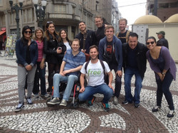 Curitiba Free Walking com Tesão Piá