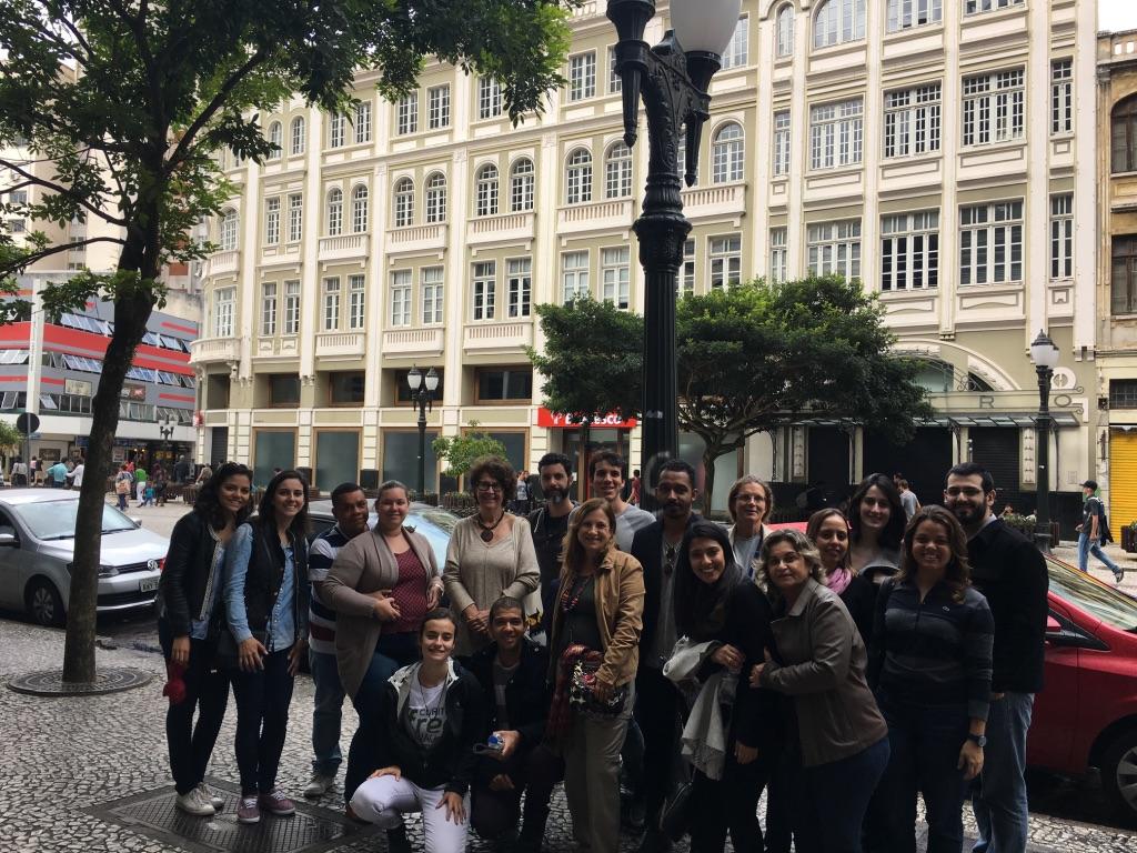 Curitiba Free Walking Tour na Rua XV de Novembro
