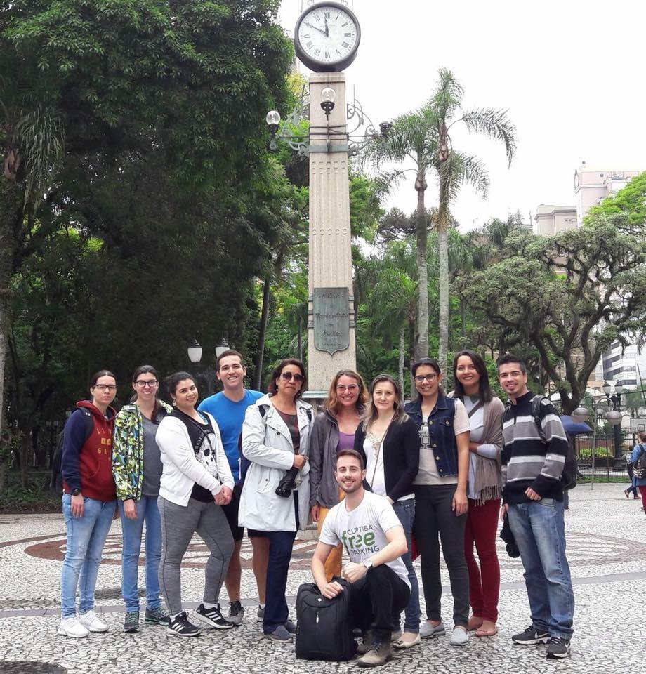 Curitiba Free Walking