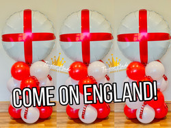 England Mini Balloon Towers