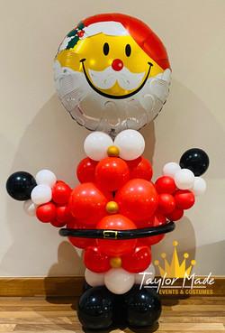 Santa Balloon Buddy