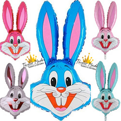Easter Bunny Heads