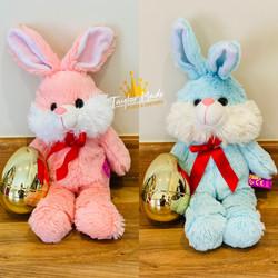 Easter Bunnies & Golden Egg
