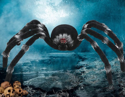 Giant Spider LED Eyes