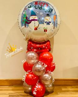 Mini Balloon Tower
