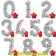 """64"""" Silver Numbers"""