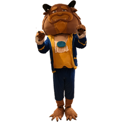 Magical Prince Mascot