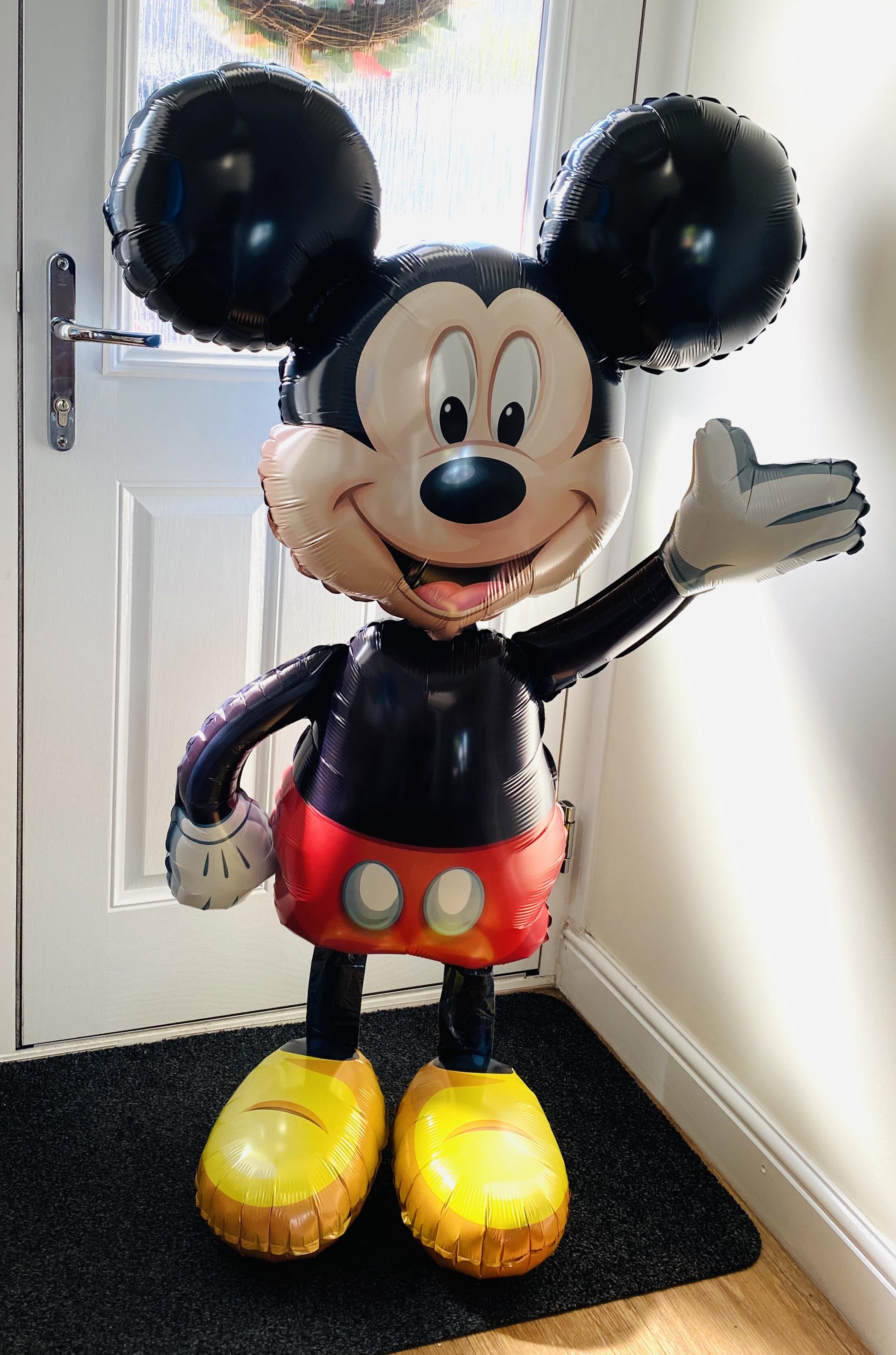 Mouse Airwalker