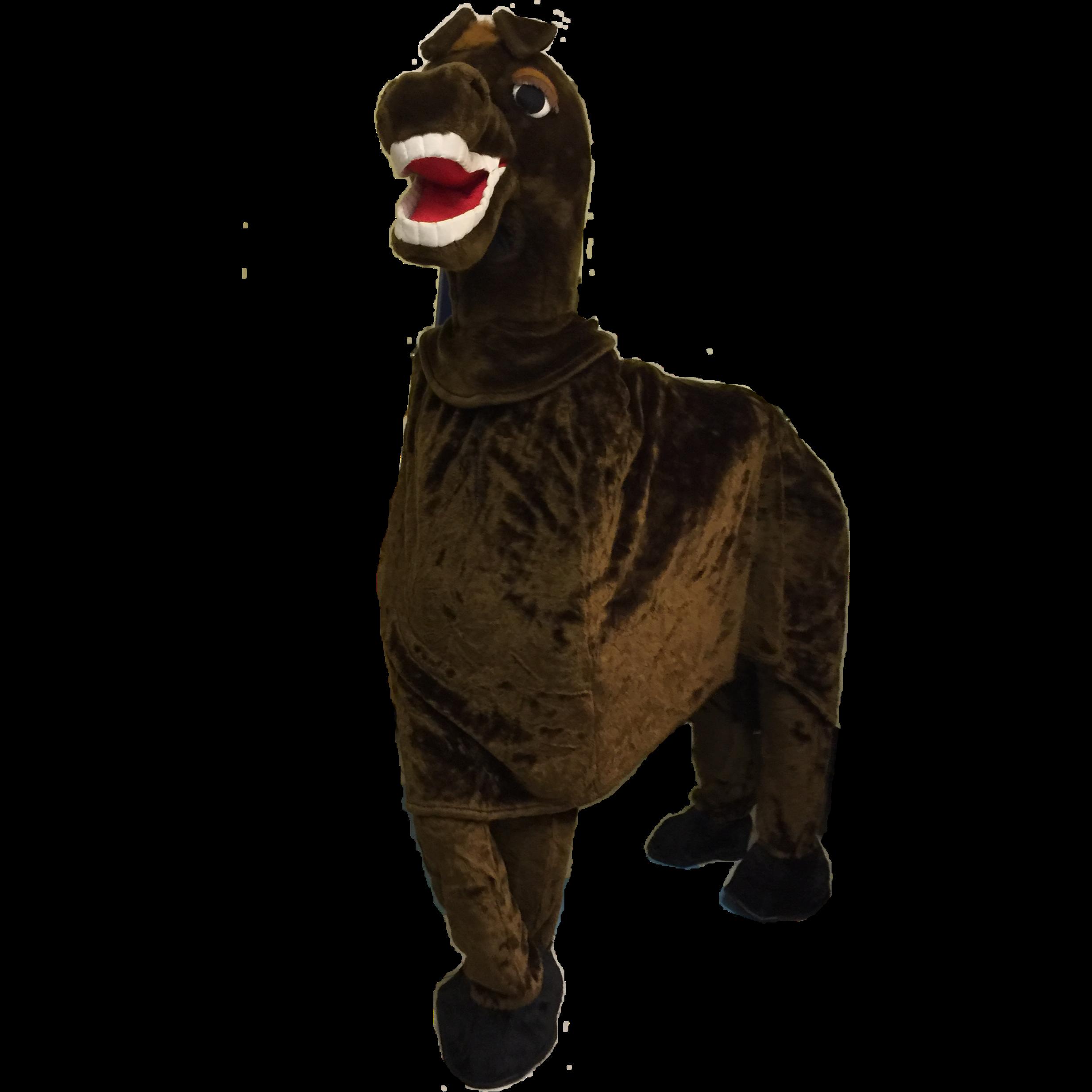 Pantomime Horse Mascot
