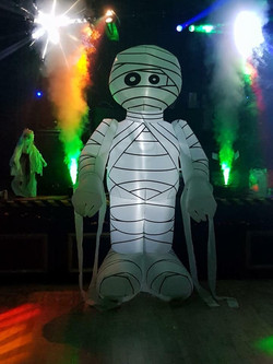Inflatable 7ft Mummy