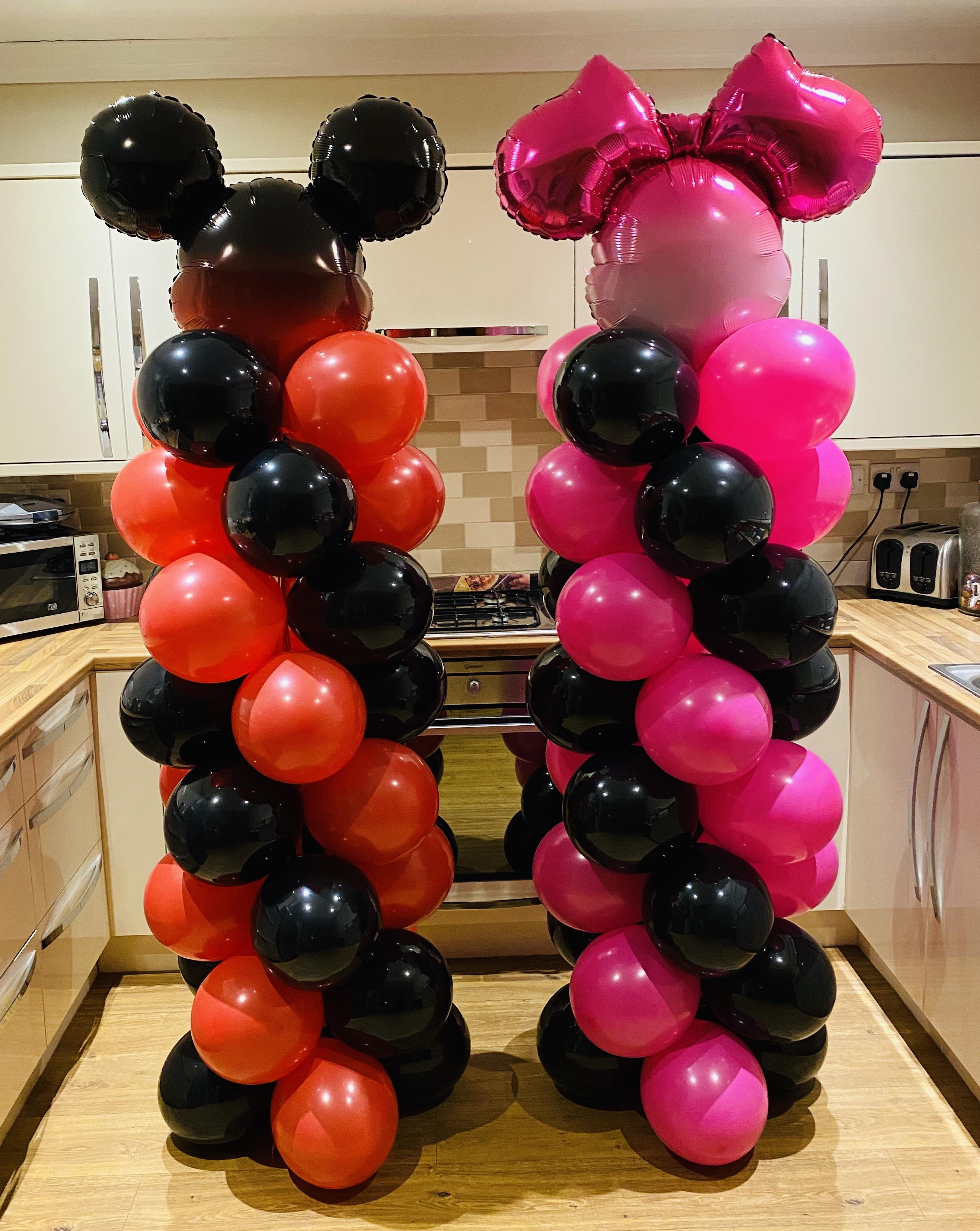 XXL Balloon Tower