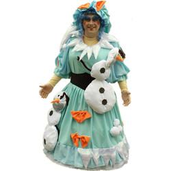Snowman Dame