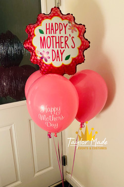 Helium Cluster Mother's Day