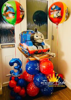 Thomas Birthday Balloons