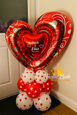 Love Large Tower Personalised