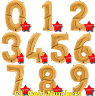 """64"""" Gold Numbers"""