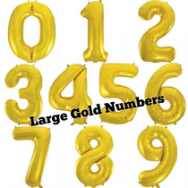 """34"""" Gold Numbers"""