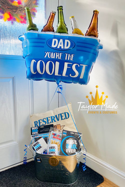 Fathers Day Ice Bucket