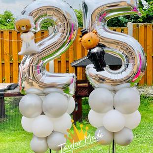 Garden Balloon Spikes