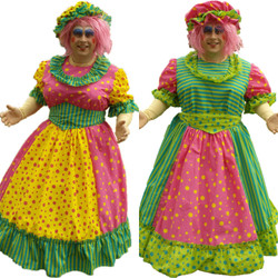 Ugly Sisters 1